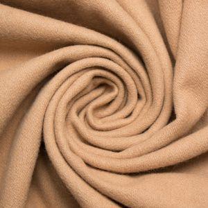 Tecido Retalho Lã Pura 90 CM Caramelo