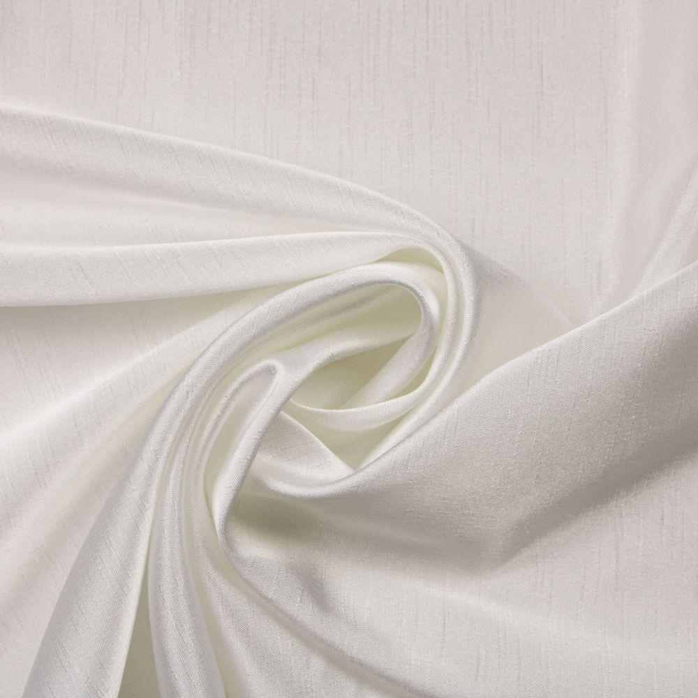 Shantung Elastano Branco Pedregal