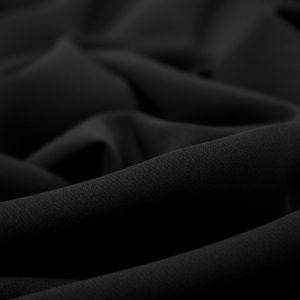 Tecido Alfaiataria Dior Preto