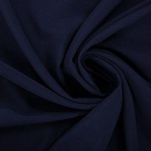 Tecido Alfaiataria Span Azul Marinho Escuro