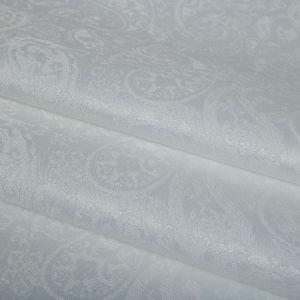 Tecido Alfaiataria Jacquard Cashmere Branco