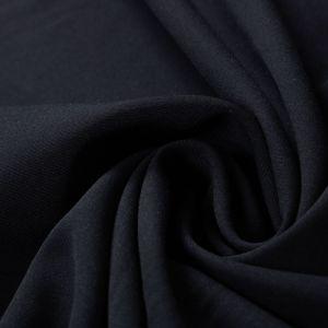 Tecido Alfaiataria Microfibra Azul Marinho