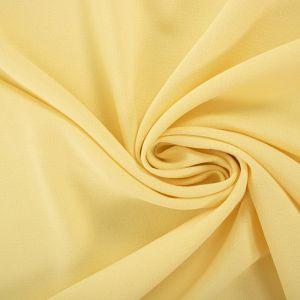 Tecido Alfaiataria Span Amarelo Banana