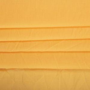 Tecido Cambraia de Algodão Amarela