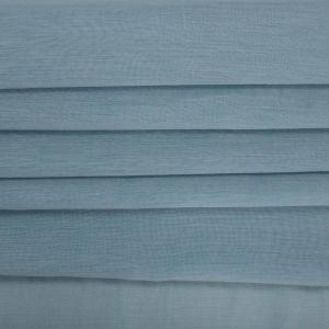 Tecido Cambraia Mista Acetinada Changeant Azul Serenity