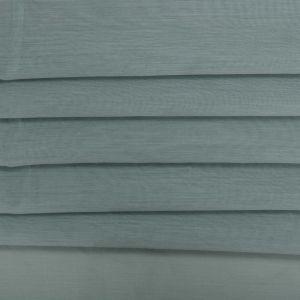 Tecido Cambraia Mista Acetinada Changeant Azul Tiffany Intenso