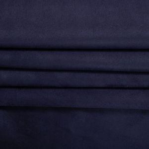 Tecido Camurça Span Azul Marinho