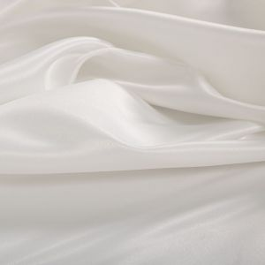 Tecido Cetim Bucol Off White