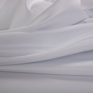 Tecido Cetim Bucol Branco