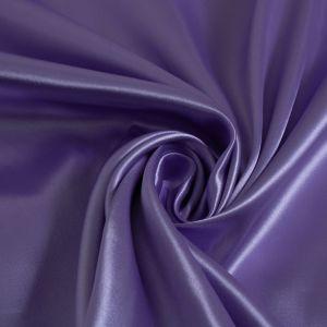 Tecido Cetim Charmousse Lilás Azulado