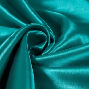Tecido Cetim Charmousse Verde Jade