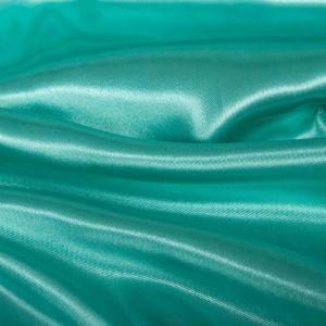 Tecido Cetim Charmousse Verde Tiffany