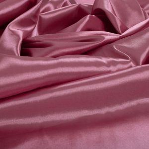 Tecido Cetim Span Rosa Blush Escuro