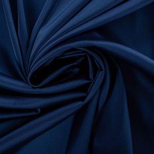 Tecido Cetim Duchesse Span Azul Bic Escuro