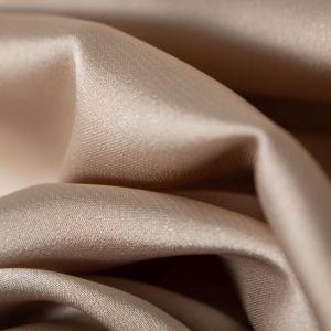 Tecido Cetim Light Gloss Bege Nude Queimado