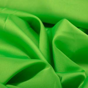 Tecido Cetim Light Gloss Verde Limão