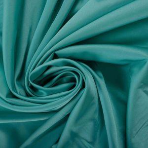 Tecido Cetim Light Gloss Verde Tiffany