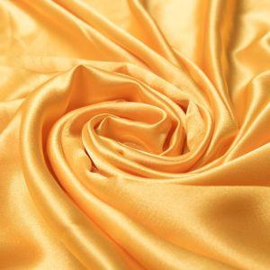 Tecido Cetim Mellow Amarelo