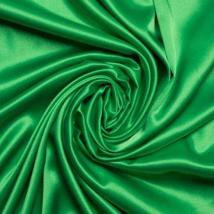 Tecido Cetim Mellow Verde Folha