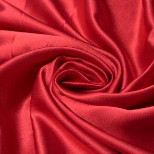 Tecido Cetim Mellow Vermelho
