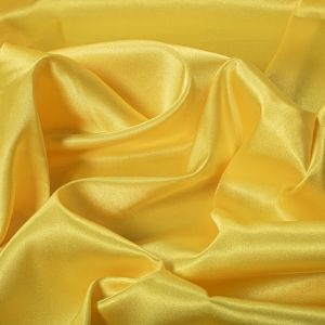 Tecido Cetim Span Premium Amarelo