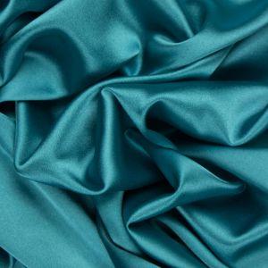 Tecido Cetim Span Verde Azul