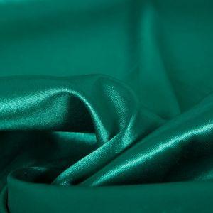 Tecido Cetim Span Verde Esmeralda