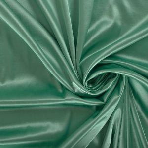 Tecido Cetim Span Verde Jade
