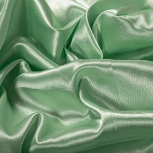 Tecido Cetim Span Verde Neo Mint