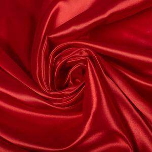 Tecido Cetim Span Vermelho