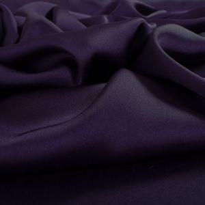 Tecido Cetim Toque de Seda Cor Ultra Violeta