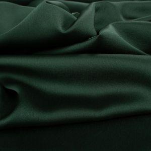 Tecido Cetim Toque de Seda Verde Escuro
