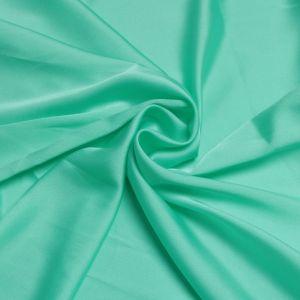 Tecido Cetim Toque De Seda Verde Tiffany