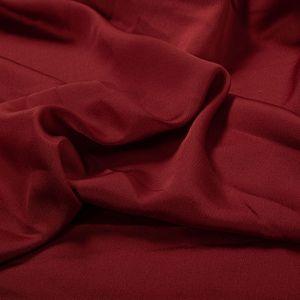 Tecido Cetim Toque de Seda Vermelho