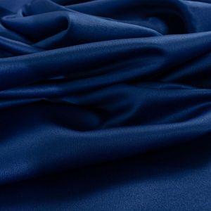 Tecido Crepe Amanda Pesado Span Azul Royal