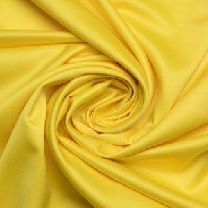 Tecido Crepe Amanda Premium Amarelo