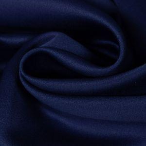 Tecido Crepe Amanda Premium Azul Marinho
