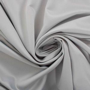 Tecido Crepe Amanda Premium Cinza Prata