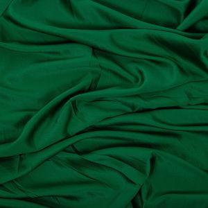 Tecido Crepe Amanda Premium Verde Bandeira