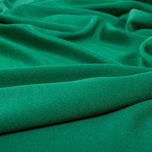 Tecido Crepe Amanda Premium Verde Esmeralda