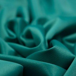 Tecido Crepe Amanda Premium Verde Tiffany Escuro