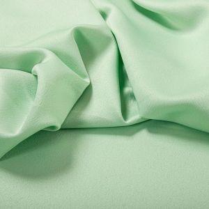 Tecido Crepe Amanda Verde Neo Mint Claro