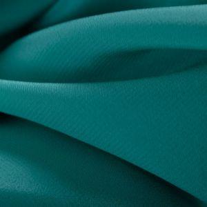 Tecido Crepe de Chine Seda Pura Verde Jade