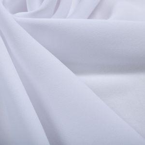 Tecido Crepe Georgete Pesado Branco