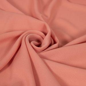 Tecido Crepe Georgete Pesado Rosa Blush Nude