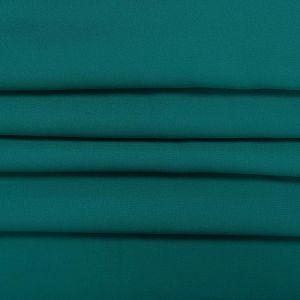 Tecido Crepe Georgete Pesado Verde Esmeralda
