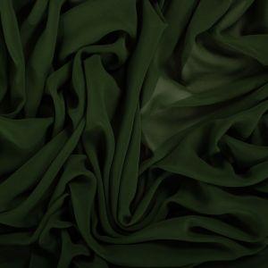 Tecido Crepe Georgete Verde Bandeira