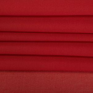 Tecido Crepe Georgete Vermelho Queimado