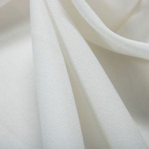 Tecido Crepe Moss Off White