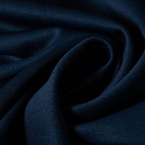 Tecido Crepe Neoprene Azul Marinho